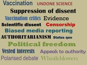 Suppression of dissent 2