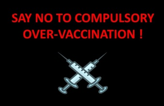 SAY NO TO OVER-VAX
